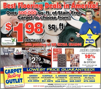 Best Flooring Deals in America