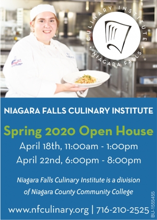 Spring 2020 Open House