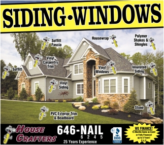 Siding - Windows
