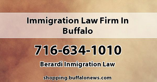 Immigration Law firm in Buffalo